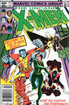 Cover Thumbnail for The Uncanny X-Men (1981 series) #171 [Newsstand Edition]