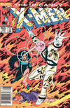 Cover Thumbnail for The Uncanny X-Men (1981 series) #184 [Newsstand Edition]