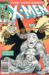 Cover Thumbnail for The Uncanny X-Men (1981 series) #190 [Newsstand Edition]