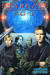 Cover for Stargate SG-1 2006 Convention Special (Avatar Press, 2006 series)  [Bad to the Bone Cover]