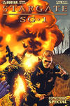 Cover for Stargate SG-1 2006 Convention Special (Avatar Press, 2006 series)  [Wraparound]