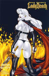 Cover Thumbnail for Brian Pulido's Lady Death: Abandon All Hope (2005 series) #4 [On Fire]