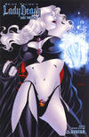Cover Thumbnail for Brian Pulido's Lady Death: Dark Horizons (2006 series)  [Majestic]