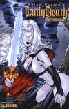 Cover Thumbnail for Brian Pulido's Lady Death: Dark Horizons (2006 series)  [Premium]