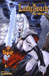 Cover for Brian Pulido's Lady Death: Dark Horizons (Avatar Press, 2006 series)  [Premium]