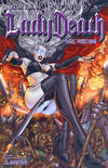 Cover for Brian Pulido's Lady Death: Dark Horizons (Avatar Press, 2006 series)  [Hell's Army]