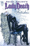 Cover Thumbnail for Brian Pulido's Lady Death: 2006 Fetishes Special (2006 series)  [Latex]