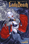 Cover Thumbnail for Brian Pulido's Lady Death: Annual (2006 series) #1 [Ryp]