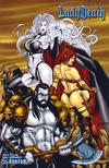 Cover Thumbnail for Brian Pulido's Lady Death: Annual (2006 series) #1 [Commemorative]