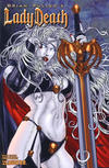 Cover for Brian Pulido's Lady Death: Annual (Avatar Press, 2006 series) #1 [True Beauty]