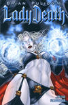Cover for Brian Pulido's Lady Death: Annual (Avatar Press, 2006 series) #1 [Sizzling]