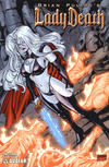 Cover for Brian Pulido's Lady Death: Annual (Avatar Press, 2006 series) #1 [Vanquish]