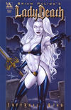 Cover Thumbnail for Brian Pulido's Lady Death: Infernal Sins (2006 series)  [Painted]