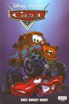 Cover for Cars: Rust Bucket Derby (Boom! Studios, 2011 series) #[nn]