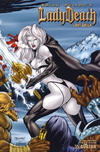 Cover for Brian Pulido's Lady Death: Lost Souls (Avatar Press, 2006 series) #0