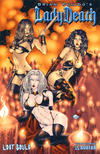 Cover for Brian Pulido's Lady Death: Lost Souls (Avatar Press, 2006 series) #2