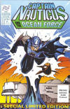 Cover for Captain Nauticus and the Ocean Force (Entity-Parody, 1994 series) #1