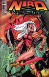 Cover for Nira X Cyberangel [Series IV] (Entity-Parody, 1996 series) #2