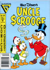 Cover for Uncle Scrooge Comics Digest (Gladstone, 1986 series) #1 [Newsstand edition]