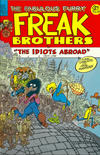 Cover Thumbnail for The Fabulous Furry Freak Brothers (1971 series) #8 [3.95 USD 5th print]