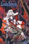 Cover for Brian Pulido's Lady Death: Pirate Queen (Avatar Press, 2007 series)  [Boarding Party]
