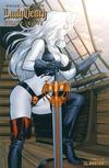 Cover for Brian Pulido's Lady Death: Pirate Queen (Avatar Press, 2007 series)  [Amorim]