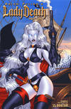 Cover for Brian Pulido's Lady Death: Pirate Queen (Avatar Press, 2007 series)  [Swashbuckler]