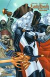 Cover for Brian Pulido's Lady Death: Pirate Queen (Avatar Press, 2007 series)  [Premium]