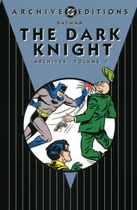 Cover Thumbnail for Batman: The Dark Knight Archives (DC, 1992 series) #7