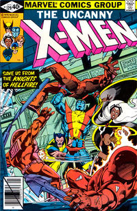 Cover Thumbnail for The X-Men (Marvel, 1963 series) #129 [direct edition]