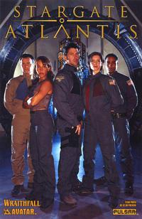 Cover Thumbnail for Stargate Atlantis: Wraithfall (Avatar Press, 2005 series) #Preview [Team Photo]