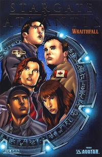 Cover Thumbnail for Stargate Atlantis: Wraithfall (Avatar Press, 2005 series) #Preview [Platinum Foil]