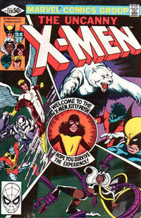 Cover Thumbnail for The X-Men (Marvel, 1963 series) #139 [Direct Edition]