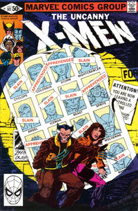Cover Thumbnail for The X-Men (Marvel, 1963 series) #141 [Direct Edition]