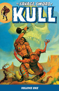 Cover Thumbnail for The Savage Sword of Kull (Dark Horse, 2010 series) #1