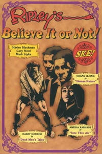 Cover Thumbnail for Ripley's Believe It or Not! (Dark Horse, 2003 series)