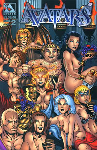 Cover for Avatars (Avatar Press, 1998 series) #2