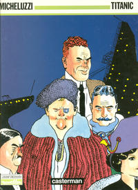 Cover Thumbnail for Titanic (Casterman, 1990 series)