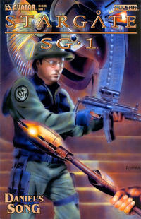 Cover Thumbnail for Stargate SG-1: Daniel's Song (Avatar Press, 2005 series) #1