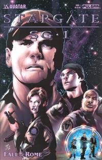 Cover Thumbnail for Stargate SG-1: Fall of Rome (Avatar Press, 2004 series) #1