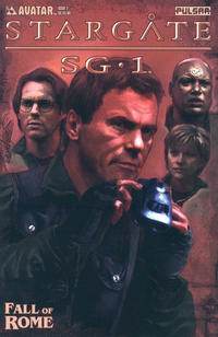 Cover Thumbnail for Stargate SG-1: Fall of Rome (Avatar Press, 2004 series) #2