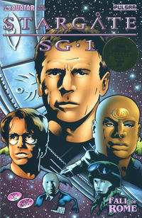Cover Thumbnail for Stargate SG-1: Fall of Rome Prequel (Avatar Press, 2004 series)  [Chicago Convention Edition]