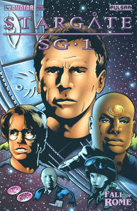 Cover Thumbnail for Stargate SG-1: Fall of Rome Prequel (Avatar Press, 2004 series)