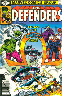 Cover Thumbnail for The Defenders (Marvel, 1972 series) #76 [Direct]