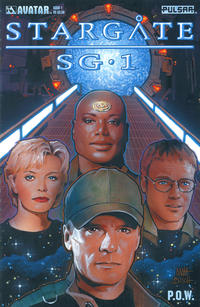 Cover Thumbnail for Stargate SG-1 POW (Avatar Press, 2004 series) #1