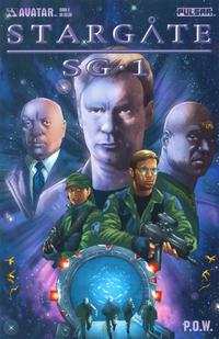 Cover Thumbnail for Stargate SG-1 POW (Avatar Press, 2004 series) #2