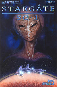 Cover Thumbnail for Stargate SG-1 2007 Special (Avatar Press, 2007 series)  [Asgard Painted]