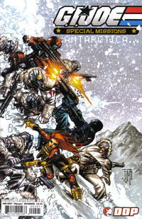 Cover Thumbnail for G.I. Joe: Special Missions Antarctica (Devil's Due Publishing, 2006 series)