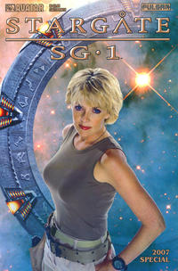 Cover Thumbnail for Stargate SG-1 2007 Special (Avatar Press, 2007 series)  [Carter Photo]