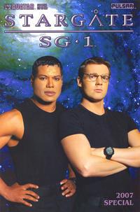 Cover Thumbnail for Stargate SG-1 2007 Special (Avatar Press, 2007 series)  [San Diego]
